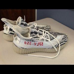 Adidas Yeezy Boost 350 V2 'Zebra' Mens Sneakers!